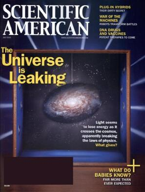 Scientific American Subscription